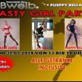 31.07.2014 Nasty Girl Party Angebote Party und Gangbang